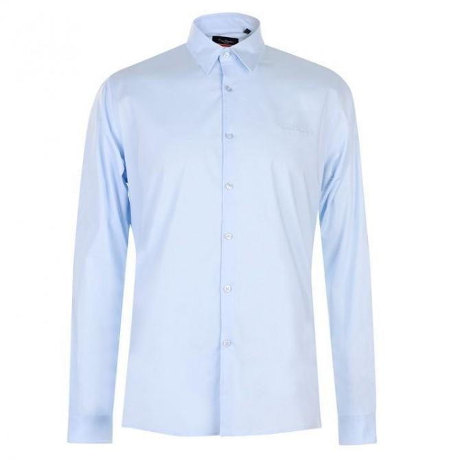 Camasa Pierre Cardin Slim Fit bleu