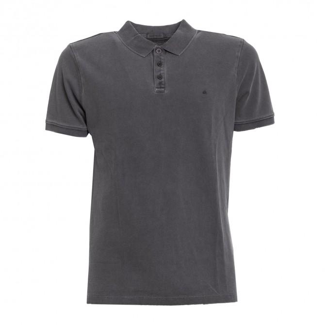 Tricou polo Calvin Klein Jeans Monaco grey