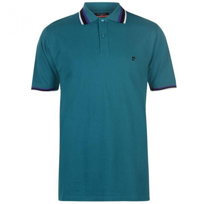 Tricou Pierre Cardin Regular Fit Aqua