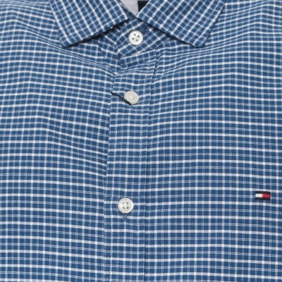 Camasa Tommy Hilfiger Small Check Slim Fit