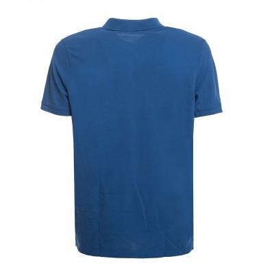 Tricou polo Calvin Klein Jeans Monaco Blue
