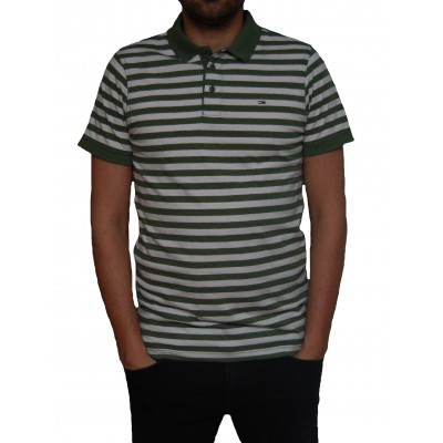 Tricou Tommy Hilfiger Thdm Stripe Slim Fit