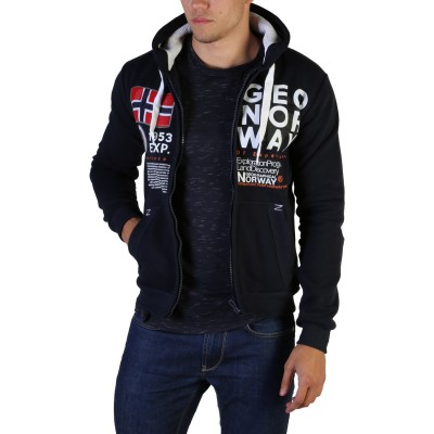 Hanorac barbati Geographical Norway model Gasado_man