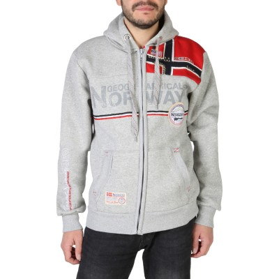 Hanorac barbati Geographical Norway model Faponie100BS_man