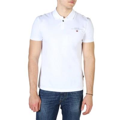 Tricou polo barbati Napapijri model ELLI_NP0A4E2L