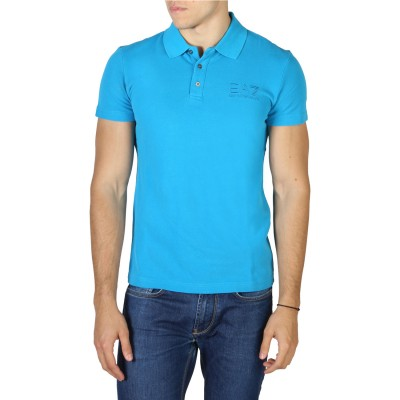 Tricou polo barbati EA7 model 8NPF02_PJ49Z