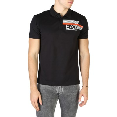 Tricou polo barbati EA7 model 3HPF17_PJ02Z