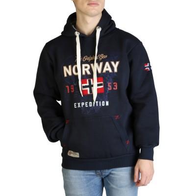 Hanorac barbati Geographical Norway model Guitre100_man