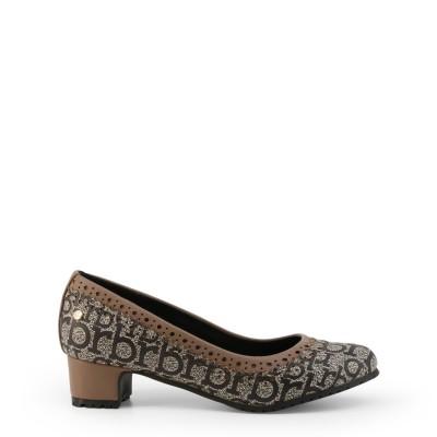Pantofi cu toc femei Roccobarocco model RBSC1JW01CRY