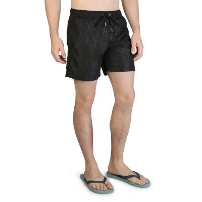 Pantaloni scurti de baie barbati Karl Lagerfeld model KL21MBM11