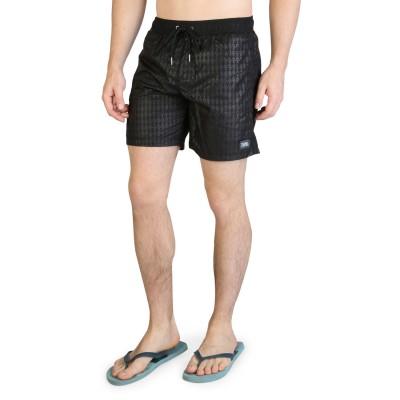 Pantaloni scurti de baie barbati Karl Lagerfeld model KL21MBM13