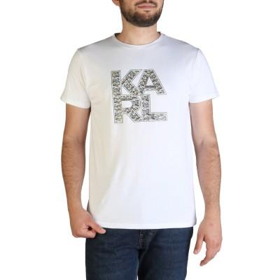 Tricou barbati Karl Lagerfeld model KL21MTS01