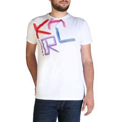 Tricou barbati Karl Lagerfeld model KL21MTS02