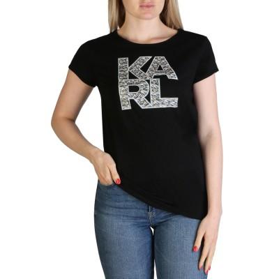 Tricou femei Karl Lagerfeld model KL21WTS01