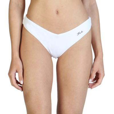 Costum de baie, slip femei Karl Lagerfeld model KL21WBT05