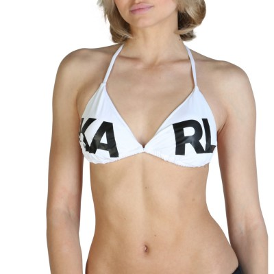 Costum de baie, sutien femei Karl Lagerfeld model KL21WTP05