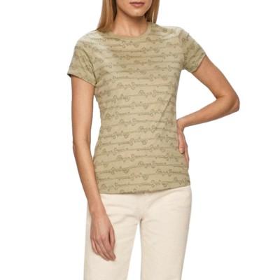 Tricou femei Pepe Jeans model CECILE_PL504831
