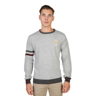 Pulover barbati Oxford University model OXFORD_TRICOT-CREWNECK