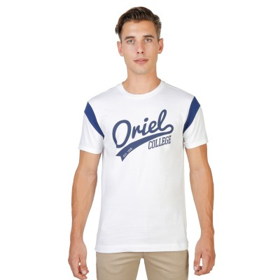 Tricou barbati Oxford University model ORIEL-VARSITY-MM