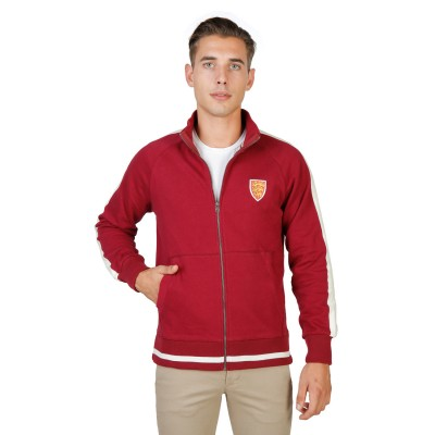 Hanorac barbati Oxford University model ORIEL-FULLZIP