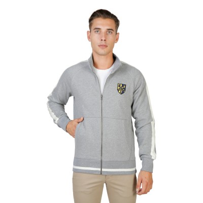 Hanorac barbati Oxford University model TRINITY-FULLZIP