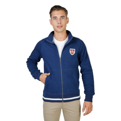 Hanorac barbati Oxford University model QUEENS-FULLZIP