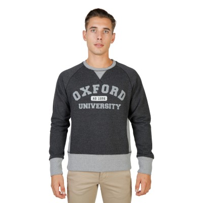 Hanorac barbati Oxford University model OXFORD-FLEECE-RAGLAN