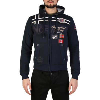 Hanorac barbati Geographical Norway model Garadock_man