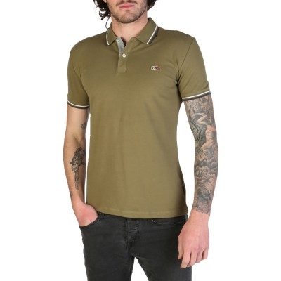 Tricou polo barbati Napapijri model TALY-STRETCH_N0YIJH