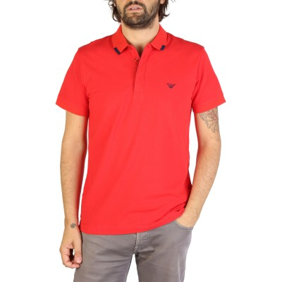 Tricou polo barbati Emporio Armani model 9P461