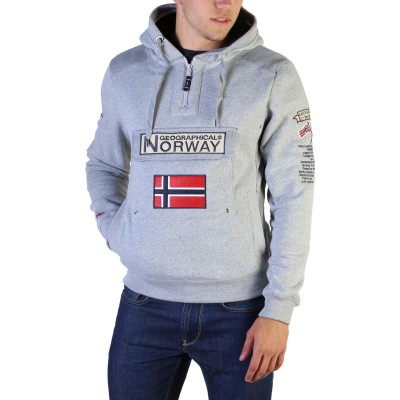 Hanorac barbati Geographical Norway model Gymclass007_man