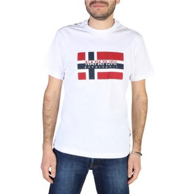 Tricou barbati Napapijri model SOVICO_NP0A4E38