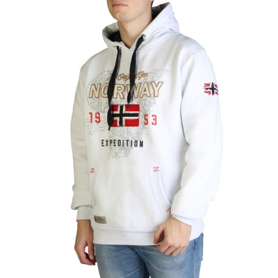 Hanorac barbati Geographical Norway model Guitre100_man