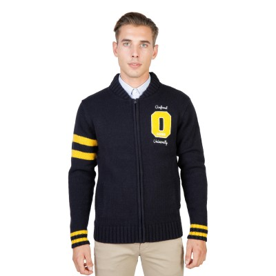 Pulover barbati Oxford University model OXFORD_TRICOT-TEDDY
