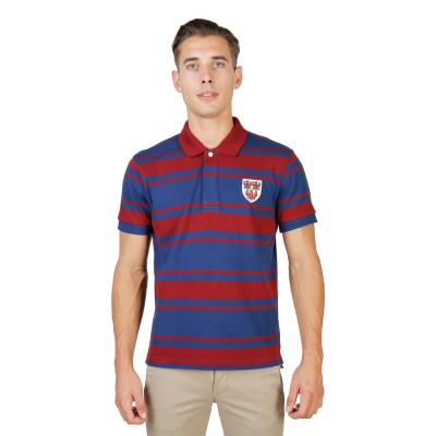 Tricou polo barbati Oxford University model QUEENS-RUGBY-MM