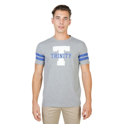 Tricou barbati Oxford University model TRINITY-STRIPED-MM