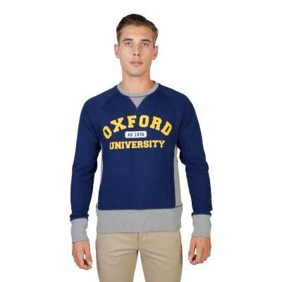 Hanorac barbati Oxford University model OXFORD-FLEECE-RAGLAN