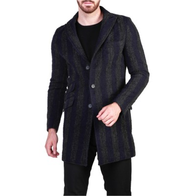 Palton barbati Made in Italia model AMERIGO