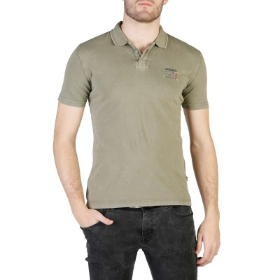 Tricou polo barbati Napapijri model N0YHQK