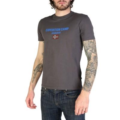 Tricou barbati Napapijri model SONTHE_N0YIIX