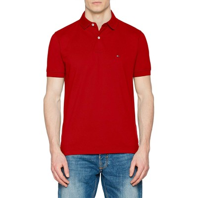 Tricou Tommy Hilfiger Haute Red Slim Fit